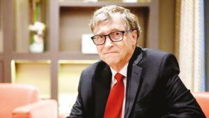 Bill Gates, İklim Krizini Hedef Alan Paris Anlaşması'na Özel Jetiyle Gitmiş