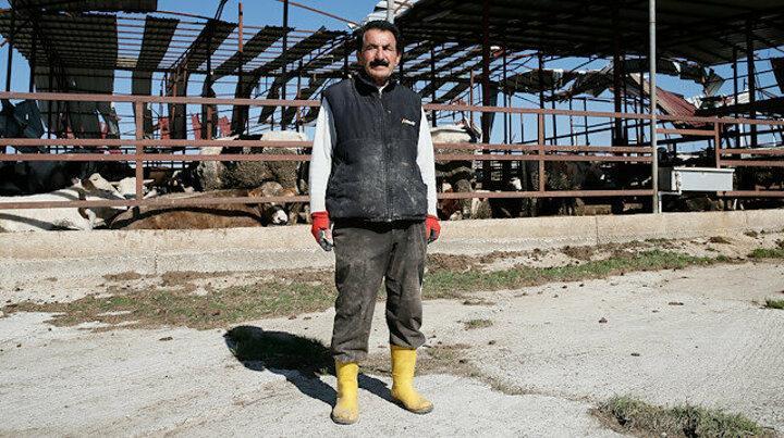 Çeşme'de hortumda yıkılan evdeki ailesini kurtaran çoban konuştu: 50 senede kazandığım 50 saniyede gitti