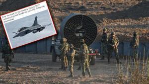 Daima silahlanan Yunanistan kendi askerine aylardır maaş ödemiyor!