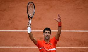 Djokovic zorlansa da Avustralya Açık'ta 3. tura çıktı