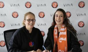 Eczacıbaşı VitrA, Hande Baladın'ın sözleşmesini uzattı