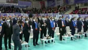 Erdoğan'ın Katıldığı Bilecik Kongresinde Mikrofondan Küfür Edildi: 'Abi Adamın Sesi Gelmiyor A*ına Koyayım Ya'