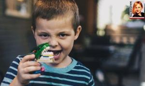 Ergende öfke çocukta sosyal sıkıntı