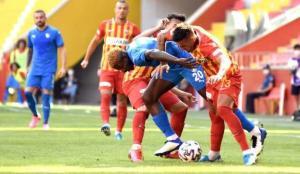 Erzurumspor – Kayserispor! İlk yarı oynanıyor! CANLI