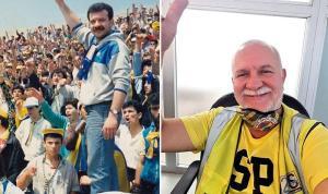 Fenerbahçeli amigo hayatını kaybetti