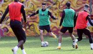Galatasaray'da Falcao sevinci!