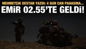Gara Harekatı'nın detayları ortaya çıktı: Can pahasına 4 gün