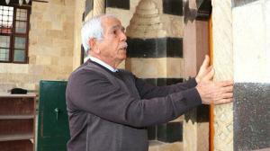 Gaziantep'te 5 asırlık camideki döner taşlı deprem düzeneği görenleri şaşırtıyor