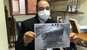 Hastanın test için patolojiye gönderilen dalağı kargo kutusu patlayınca çöpe atıldı!