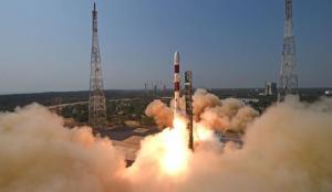 Hindistan, Brezilya'nın ilk yer gözlem uydusunu uzaya fırlattı