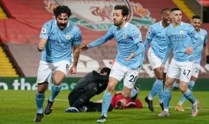 İngiltere'de ayın futbolcusu Manchester City'den seçildi