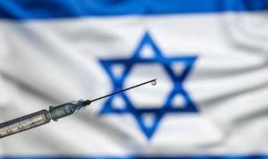 """İsrail'den Filistin'e """"Aşı"""" izni"""