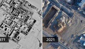 İsrail'e ait tesiste geniş çaplı çalışma tespit edildi