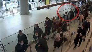 İstanbul Havalimanı'nda midelerinde uyuşturucu taşıyan şüpheliler böyle yakalandı
