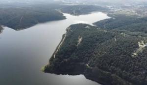 İstanbul'da baraj doluluk oranları arttı