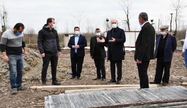 Karadeniz Bölgesi'nde bir ilk! 3,5 milyonluk tesis