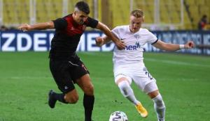 Kasımpaşa – Karagümrük! Maçta iki gol var! CANLI