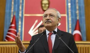 Kemal Kılıçdaroğlu, CHP grup toplantısında konuşuyor