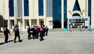 Konya'da traktör hırsızlığı yapan 2 kişi tutuklandı