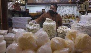 Korona virüs otlu peyniri de etkiledi