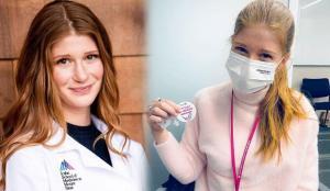 Koronavirüs aşısı olan Bill Gates'in kızından manidar 'çip' mesajı