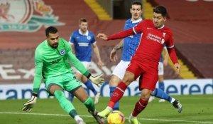 Liverpool, sahasında Brighton'a yenildi!