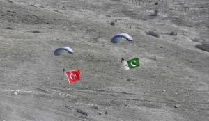 Mehmetçik Pakistan'daki 'Atatürk Tatbikatı 2021' için yola çıktı