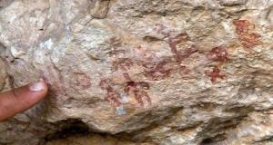 Mersin'de 8 bin yıllık kaya resimleri keşfedildi
