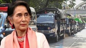 Myanmar ordusu idareye el koydu!