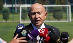 Nihat Özdemir, derbide edilen küfürlerle ilgili açıklama yaptı: Tekrarlanmayacak!