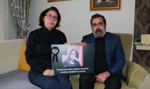 Özgecan'ın ölüm yıl dönümünde babası konuştu: Kadına şiddet, insanlığa ihanettir