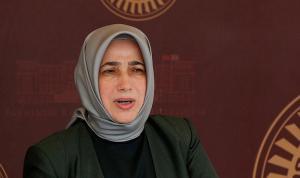 """Özlem Zengin'in TV'deki açıklamaları ortaya çıktı: """"Demirtaş'ın Öcalan'ı örnek alması lazım"""""""