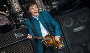 Paul McCartney'nin şarkı sözleri otobiyografi olacak
