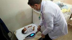 Prematüre bebek 23 haftalıkken 700 gram doğdu: Sağlığına 33 günde kavuştu