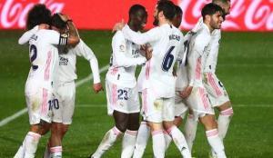 Real Madrid, Getafe'yi 2 golle geçti!