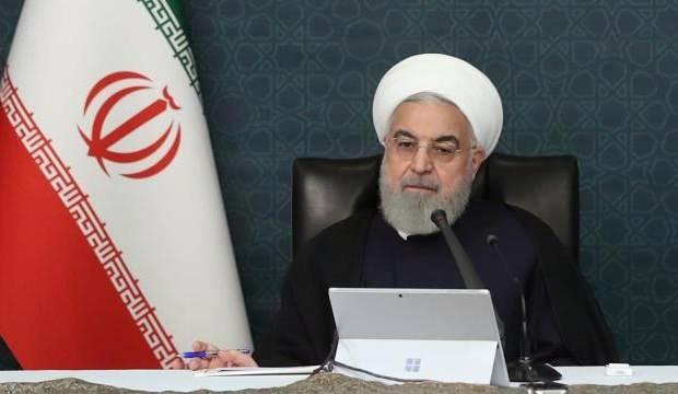 Ruhani'den Biden yönetimine mesaj