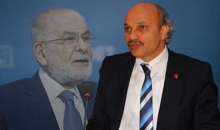 Saadet Partisi Sözcüsü'nden genel başkan değişikliğine ilişkin açıklama