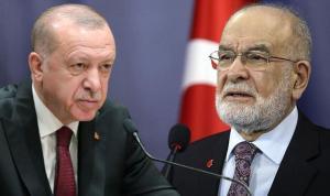 """Saadet Partisi'nden """"kapanan dükkan yok"""" diyen Erdoğan'a videolu gönderme"""