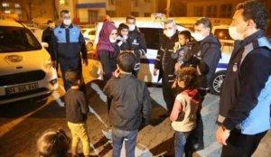 Şanlıurfa'da kaybolan Suriyeli 6 çocuk, durakta bulundu