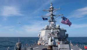 Satterfield'den ABD donanması ile TSK paylaşımı