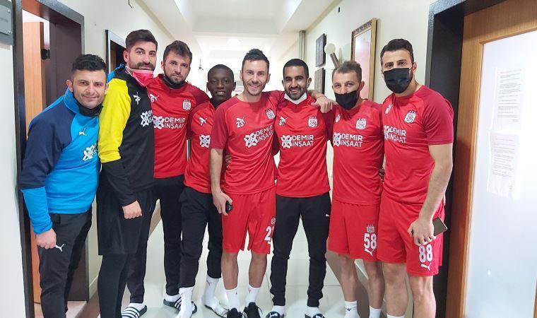 Sivasspor, Marcelo Goiano'nun sözleşmesini feshetti