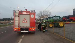Tekirdağ'da feci kaza: 1 ölü, 1 yaralı