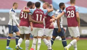 Tottenham, West Ham'a deplasmanda kaybetti!
