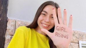 'Türk kızlarının sesi olmak istiyorum'