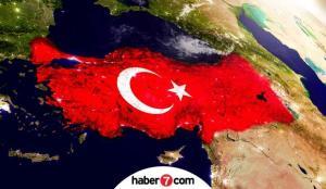 Türkiye Haritası | Bölgeler, İller, İlçeler, Büyükşehirler ve Türkiye Siyasi Haritası (Görsel)
