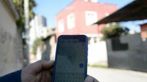 Vatandaşlar 'Gizemli ev'in Google haritalarına işlenmesinden memnun: Merak ediyorduk haritaya girdik geldik