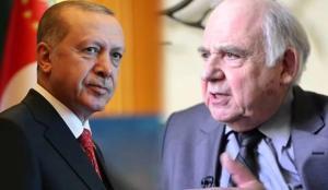Yunan Türkolog: Erdoğan'ı yıkıp 'Dişi Kurdu' iktidara getireceklerdi