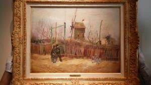 Yüz Yıldır Aynı Ailedeydi ve Hiç Sergilenmedi: Van Gogh'un 'Montmarte' Eseri Satışa Çıkıyor