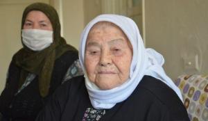 101'lik çınar uzun ve sağlıklı yaşamın sırrını anlattı: Yoğurt, süt ve bulgur…