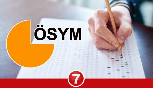 2021  KPSS DGS, YDS ALES, YÖKDİL sınavları ne zaman? ÖSYM başvuru ve sınav tarihleri açıklandı!